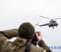 В Харькове расследуют аварийную посадку военного вертолета