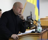 Видео Данилюка об исчезновении серверов не имеет отношения к СНБО - Турчинов