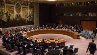 Радбез ООН не підтримав проект резолюції РФ щодо удару по Сирії