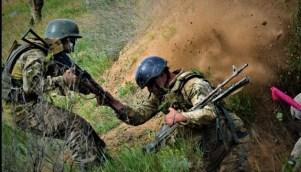 Штаб ООС: у боях за Кримське поранені троє бійців - рубежі утримали