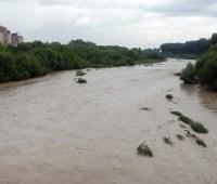 Синоптики предупреждают о повышении уровня воды в реках на западе Украины