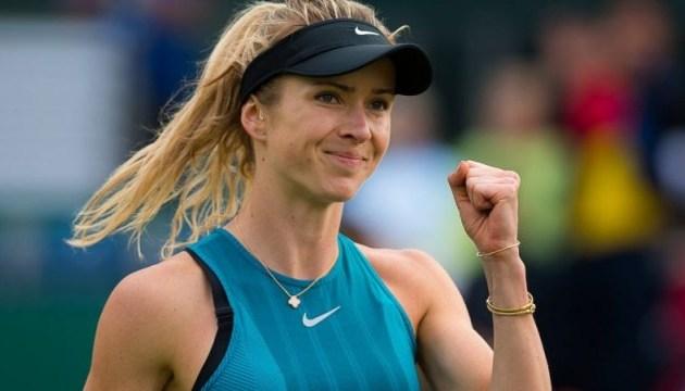 Свитолина вышла в четвертьфинал турнира WTA в Монреале