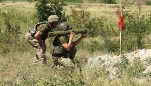 ООС: 24 обстріли за добу, бойовики під Пісками застосували важке озброєння