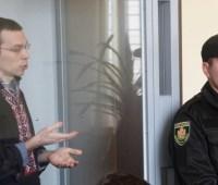 Дело о госизмене: суд продлил домашний арест журналисту Муравицкому
