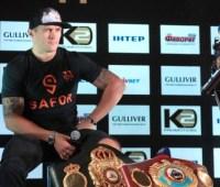 WBA обязала Усика провести защиту титула в бою с Лебедевым