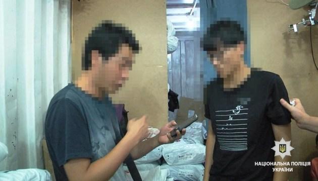 В Одессе задержали 17 мигрантов, нелегально прибывших из стран Азии