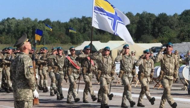 """Президент поручил законодательно закрепить воинское приветствие """"Слава Украине!"""""""