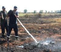 Каждый день на природе возникает почти 120 пожаров - ГСЧС