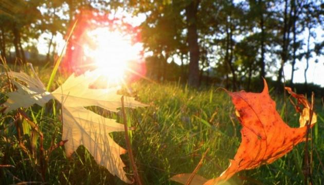 Тепло в Україні протримається до наступних вихідних