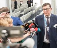"""СМИ: Зеленский и Луценко встречались в офисе """"Квартала 95"""" - говорили два часа"""
