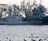 Штаты призывают Россию немедленно освободить украинских моряков и корабли