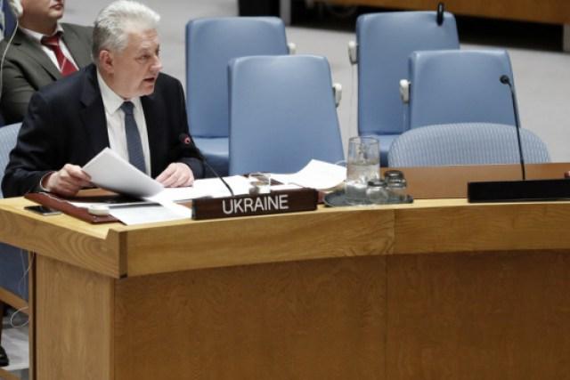 Украина обратилась в Совбез ООН из-за российских паспортов на Донбассе
