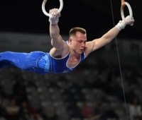 Украинский гимнаст Радивилов выиграл «бронзу» на этапе Кубка мира