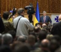 СБУ за пять лет предотвратила почти 300 терактов - Порошенко