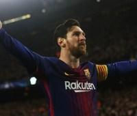 """Футбол: """"Барселона"""" предложила Месси новый """"вечный"""" контракт"""