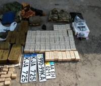На Харьковщине задержали банду, которая семь лет грабила инкассаторов