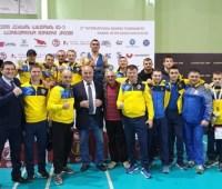 Украинские боксеры завоевали 6 наград на международном турнире в Тбилиси