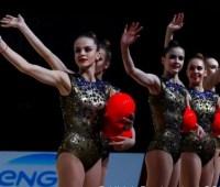 Украинские гимнастки выиграли пять медалей на этапе Кубка мира