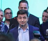Зеленский обещает в ближайшее время представить свою команду