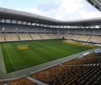 На матч Украина — Сербия закончились все билеты, что были в свободной продаже