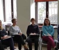 На Львовщине обсудили современные вызовы в работе секретарей советов ОТГ
