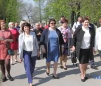 План действий для старост ОТГ презентовали на Днепропетровщине
