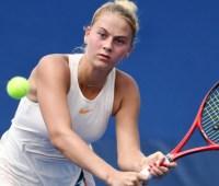 Марта Костюк зачехлила ракетку после первого круга турнира WTA в Мадриде