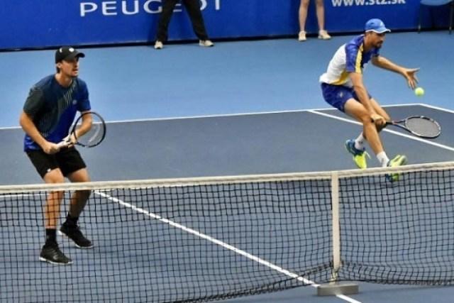 Теннис: украинец Молчанов вышел в парный четвертьфинал турнира BMW Open в Мюнхене