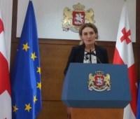 Выдача паспортов РФ в Украине является повторением грузинского сценария - Цихелашвили