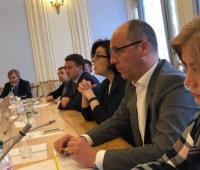 Геращенко: Первым вызовом для новоизбранной команды станет июнь