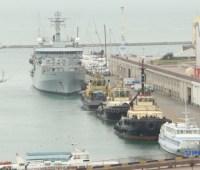 В Одессу прибыл британский разведывательный корабль Echo