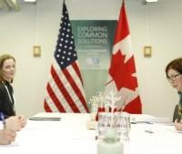 Фриланд и Помпео обсудили ситуацию в Украине
