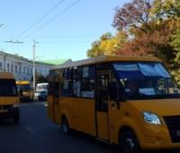 """Полтавские перевозчики бастуют третий день - в мэрии их называют """"шантажистами"""""""