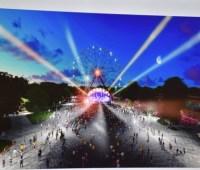 Центральный парк Чернигова реконструируют на два миллиарда