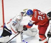 Чемпионат мира по хоккею: Чехия разгромила Австрию, Швейцария уступила России