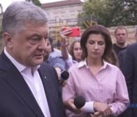 Порошенко прокомментировал указ Зеленского о роспуске Рады