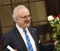 Зеленский поздравил с избранием нового президента Латвии