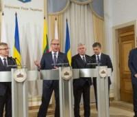 Парубий: При Межпарламентской ассамблее Украина-Польша-Литва создадут новый комитет