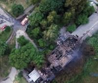 Назвали предварительную причину пожара в Одесской психбольнице