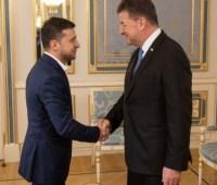 Зеленский рассказал главе ОБСЕ о перезагрузке Минской группы