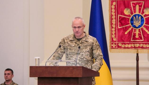 Mimo wojny Ukraina będzie nadal dostosowywać armię do standardów NATO – Chomczak