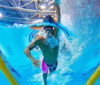 Михаил Романчук победил с рекордом на этапе Кубка мира