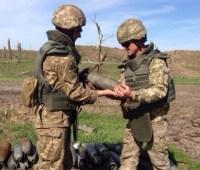 Взрывы в Балаклее связаны с утилизацией боеприпасов - Генштаб