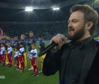 DZIDZIO будет исполнять гимн Украины перед матчами сборной на Евро-2020