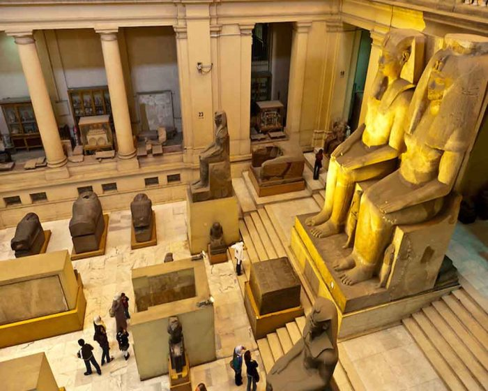 Минтуризма и древностей Египта вдвое сократило плату