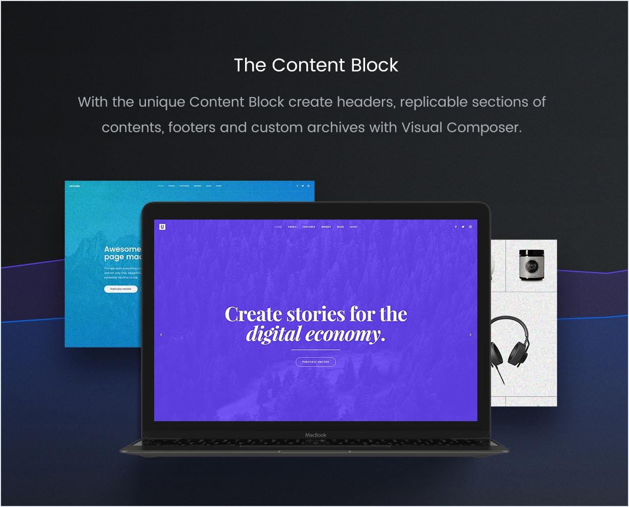 Bloco de conteúdo