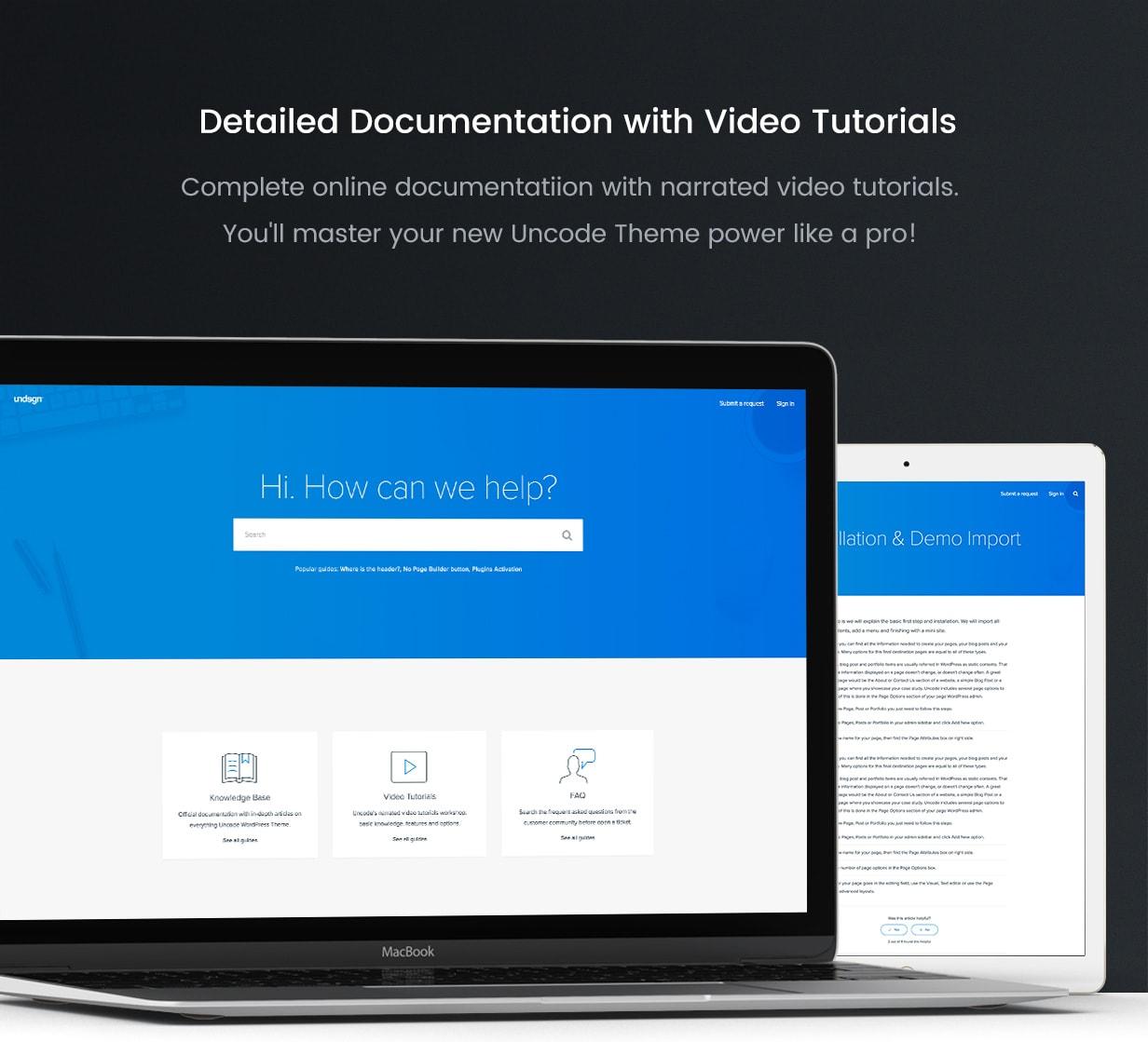 Documentação on-line
