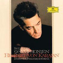 Die Berliner Philharmoniker, Beethoven: 9 Symphonies, 00028947959779