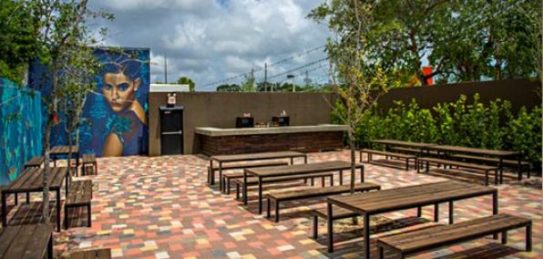 Brick House Miami Brick Rolled