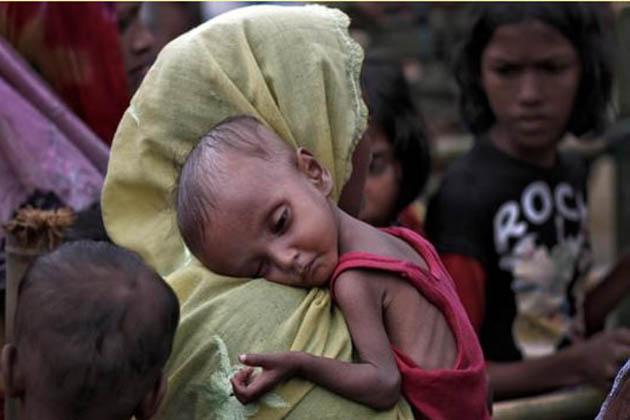 روہنگیائی مسلم بچے ، بوڑھے اور خواتین پر مظالم کی روداد سن کر رونگٹے کھڑے ہوجاتے ہیں : اقوام متحدہ سکریٹری جنرل